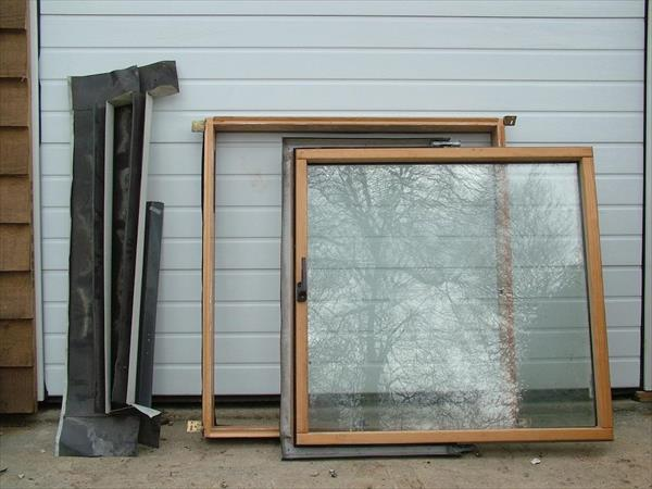For Sale: 2 x Rooflights 1140 x 1180 Image 1