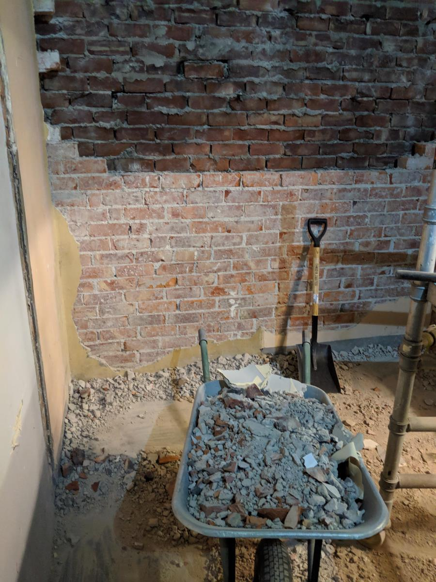 For Sale: Old bricks from internal wall Image 1