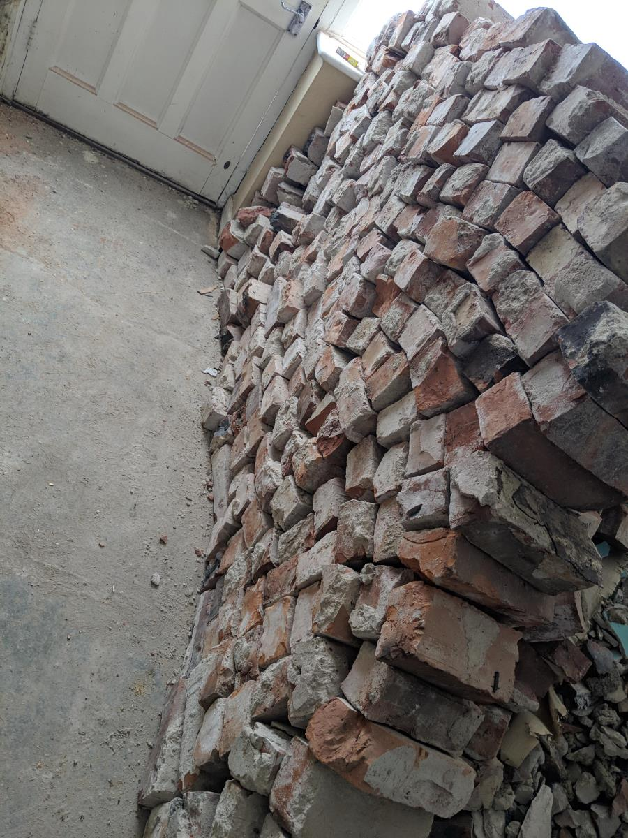 For Sale: Old bricks from internal wall Image 2