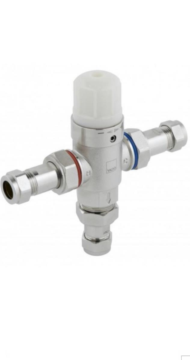 For Sale: Vado thermostatic mixing valves Image 1