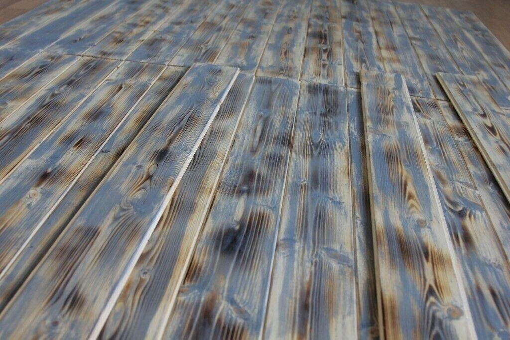 For Sale: Cladding wall pallet wood rustic planks  Image 2