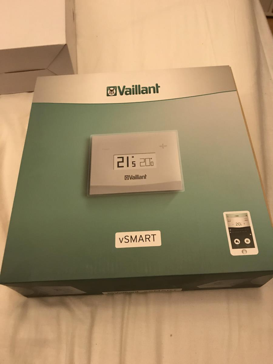 For Sale: Vaillant vSMART Smart Thermostat System Boiler Control V Smart New Thermo Stat brand new and sealed Image 5