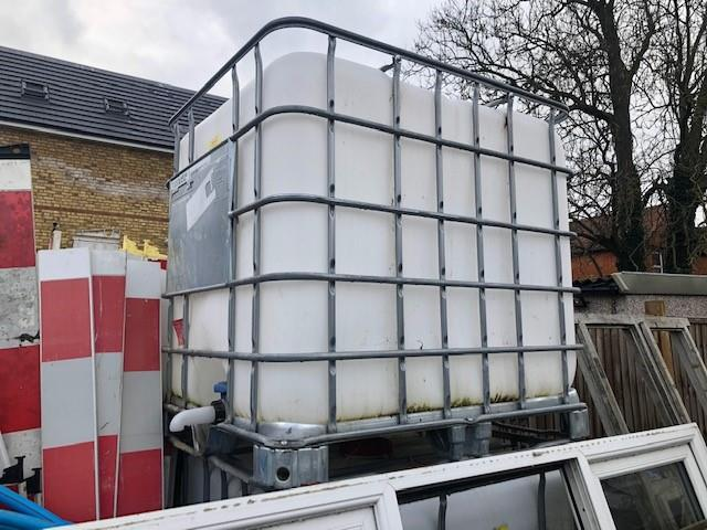For Sale: 1000 Litre Water Bowser Image 1