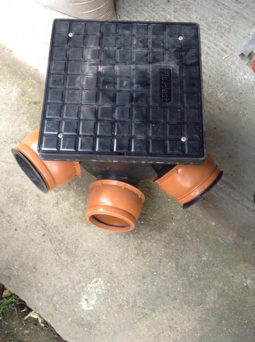 For Sale: Mini access inspection chamber and lid Image 1
