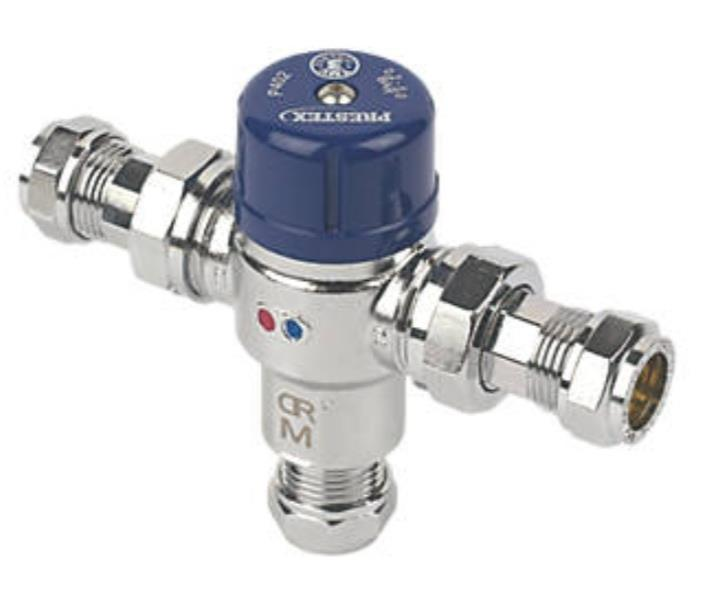 For Sale: Pegler PEG402 thermostatic mixing valve TMV Image 2