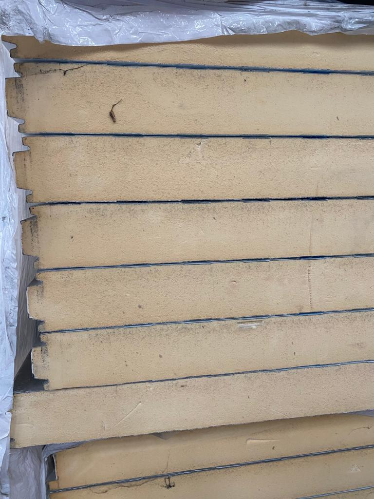 For Sale: 120mm INSULATED PANELS FOR ROOFING OR WALLS Image 3