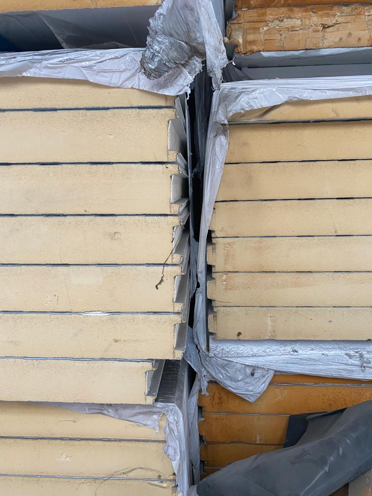 For Sale: 120mm INSULATED PANELS FOR ROOFING OR WALLS Image 5