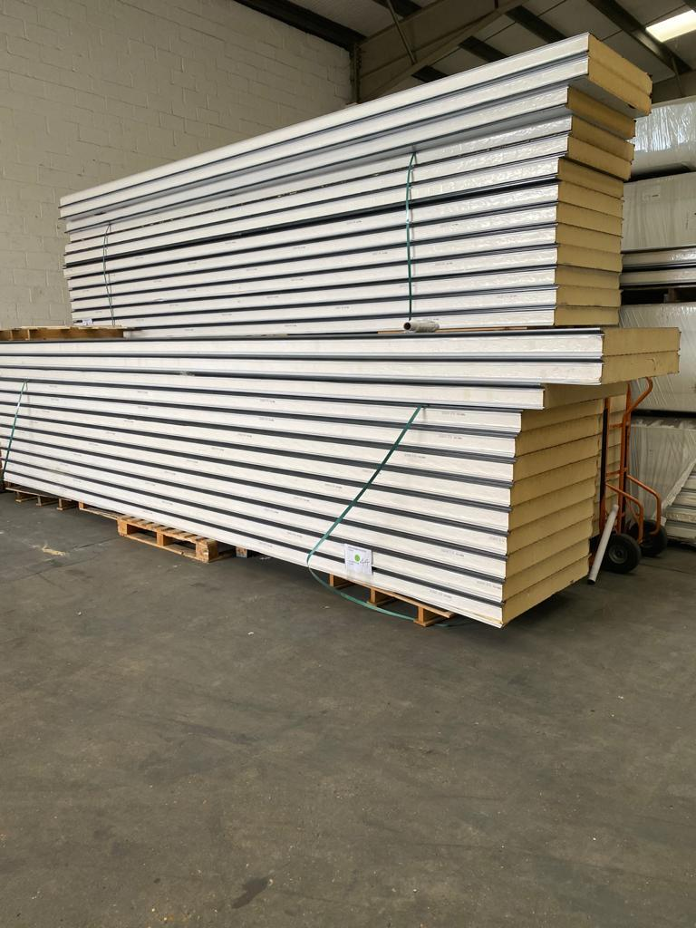 For Sale: 120mm INSULATED PANELS FOR ROOFING OR WALLS Image 6