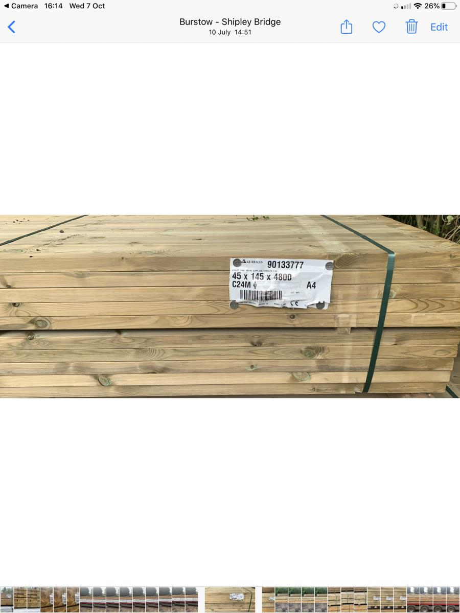 For Sale: Timber Image 1